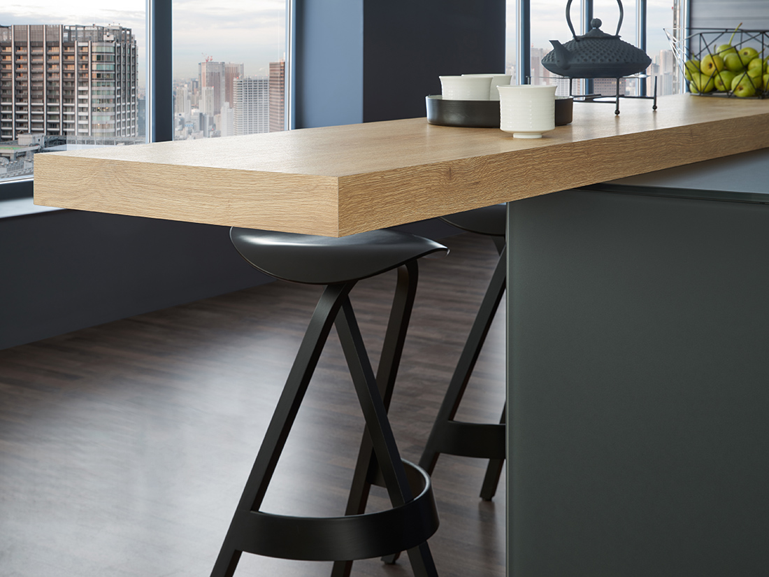 les cuisines kleinhans gmbh qualit t in holz und design. Black Bedroom Furniture Sets. Home Design Ideas