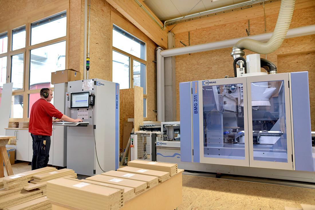 Möbel Kleinhans Gmbh Qualität In Holz Und Design